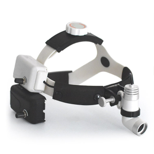 3W Led Surgical Headlight with Two Batteries