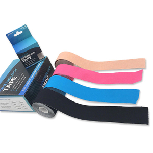 Cotton Elastic Kinesiology Kinesio Sports Tape for Therapeutic