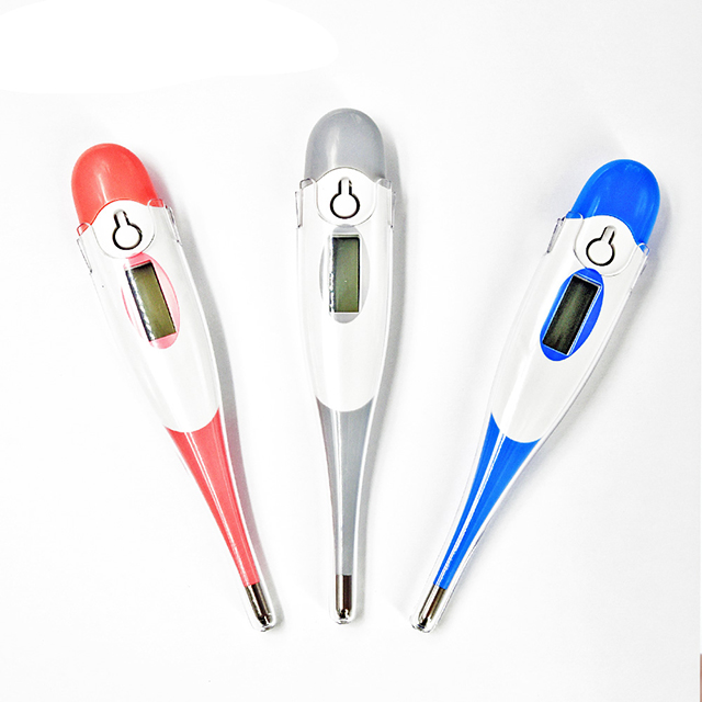 Fast Reading Flexible Tip Digital Veterinary Thermometer