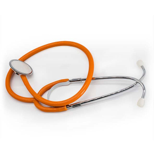 Medical Single Head Stethoscope for Child Use