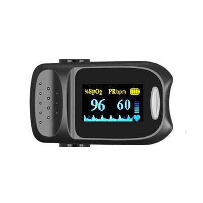 Portable Handheld Fingertip Pulse Oximeter