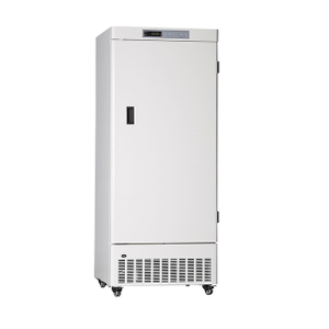 -10 ~-25 Degree Low Temperature 328L Upright Style Color Sprayed Steel Deep Freezer