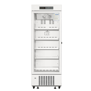 416L 2-8 Degree Low Temperature Vertical Pharmaceutical Grade Refrigerators